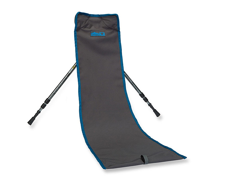 Here's a Lightweight Lounger for your Backcountry Adventures at werd.com