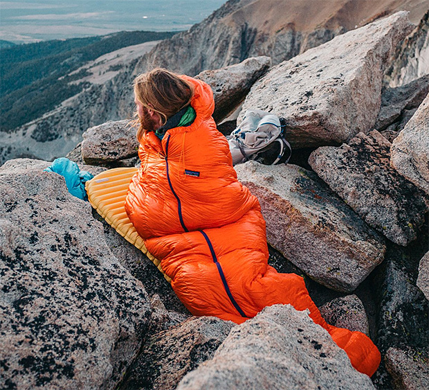 Patagonia Puts Decades of Know-How & Field-Proven Technologies Into Building a Better Bag at werd.com