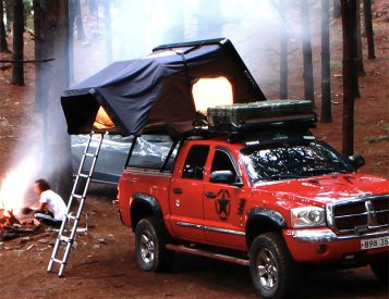 Here's That Rooftop Tent You've Been Dreaming About