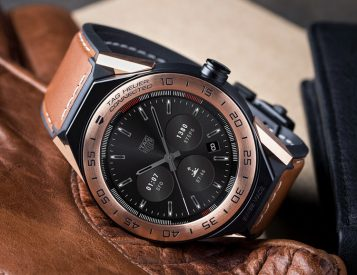 Tag Heuer's Latest Smartwatch is Designed to be Upgradeable for Longer Life