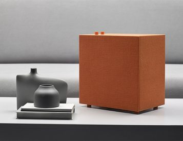 Urbanears Releases a Duo of Sharply Designed Wireless Speakers