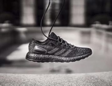 All Black Everything: Adidas Drops the Pure Boost LTD Triple Black
