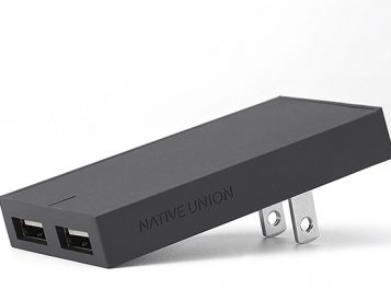 Native Union's Dual-Port Smart Charger Makes a Lot Of Sense