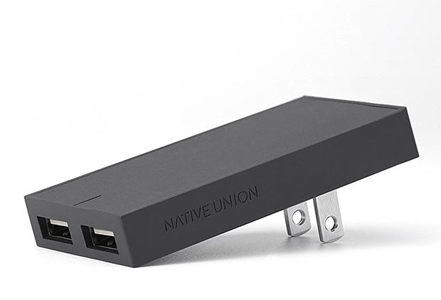 Native Union's Dual-Port Smart Charger Makes a Lot Of Sense at werd.com