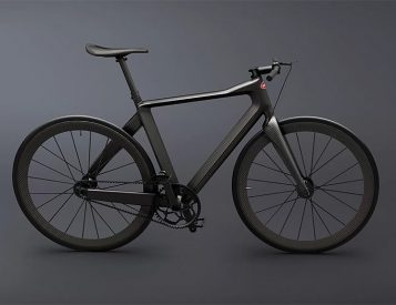 Bugatti & PG Cycles Join Forces to Build the Ultimate Urban Bike