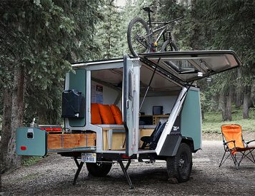 The TigerMoth is a Compact Camper That Lets You Live Large in the Great Outdoors
