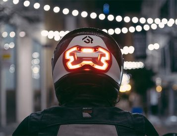 BrakeFree is the Smart Brake Light for Motorcyclists