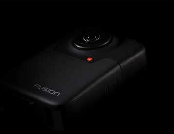 Introducing the GoPro Fusion Spherical Camera