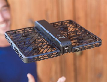 The Hover Camera Passport is a Mini Drone That Flies On Its Own