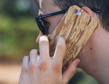 Kerf Cases Give Your Phone the Good Wood