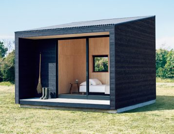 MUJI Introduces Modern Pre-Fab Tiny Homes