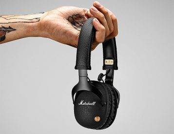 Marshall Cuts the Cord with the Release of the Monitor Bluetooth Headphone