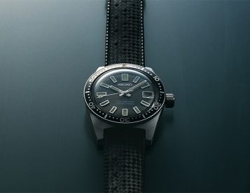 A Classic Dive Watch Revived: The Seiko 62MAS