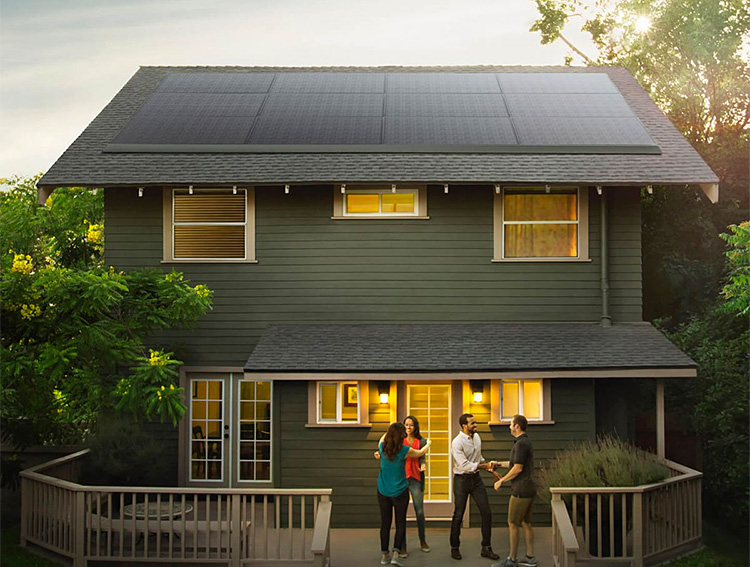 Powerful & Stylish: Tesla Solar Panels at werd.com