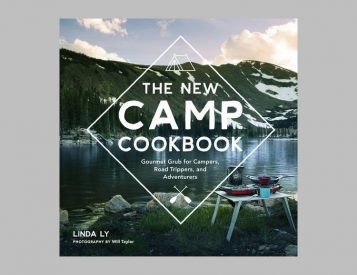 Create Awesome Outdoor Eats with The New Camp Cookbook