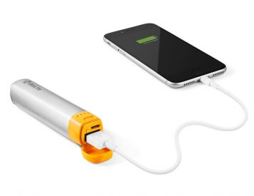 Get a Weatherproof, Portable Recharge with BioLite's Charge 10