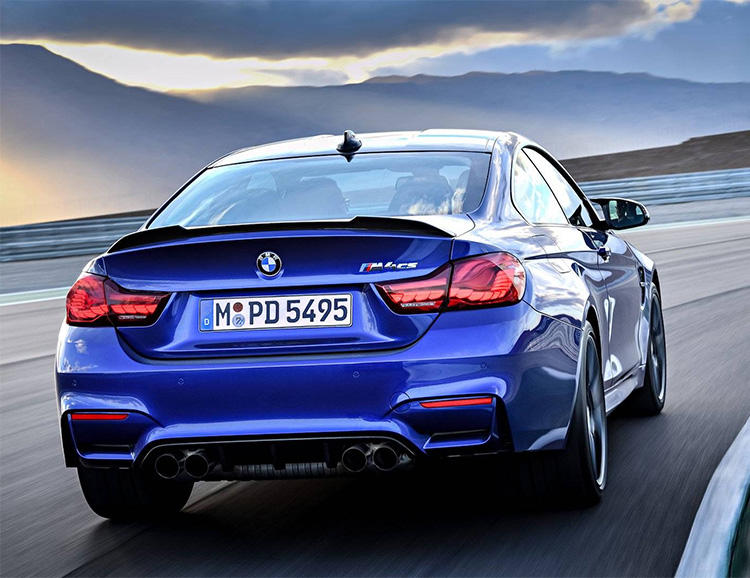 The M4 CS is BMW's Latest Limited Edition Coupe at werd.com