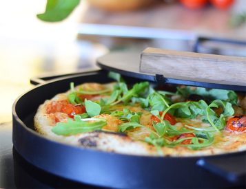 Cook the Perfect Pizza in Just 3 Minutes: No Oven Needed