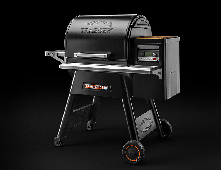 Traeger Adds App-Driven Control to Their Newest Wood-Fired Grills at werd.com