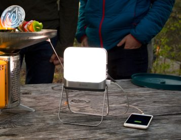 BioLite's BaseLantern XL is a Packable Source of Light & Power