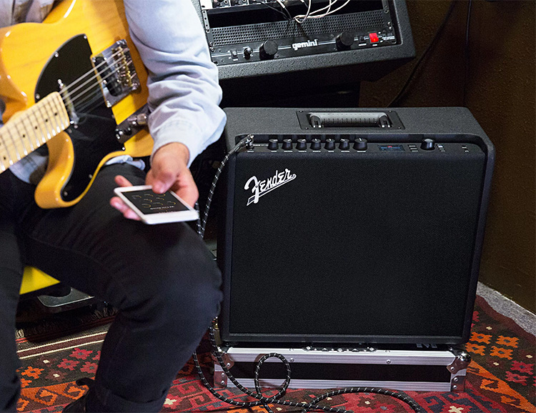 Fender Mustang GT Amps Produce Classic Tones with Modern Tech at werd.com