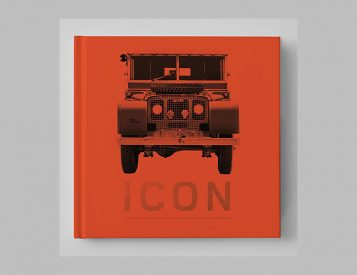 The First & Only Official Land Rover & Defender Book