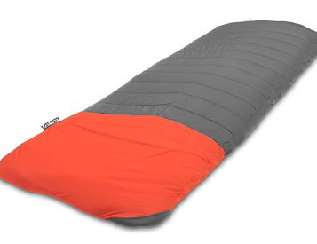 Campsite Comfort with the Klymit Sleeping Pad Sheets