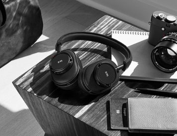 Leica x Master & Dynamic Present the 0.95 Headphone Collection