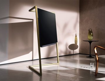 OLED TV Inspired by Art Deco: Loewe Technologies Bild 9