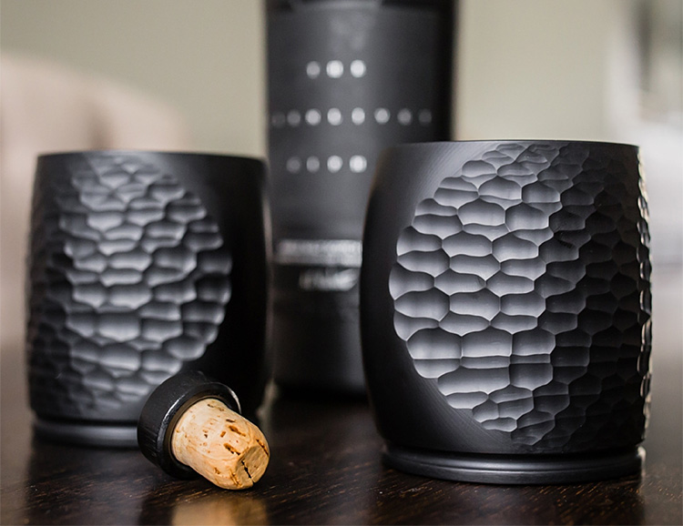 The LowBall 2: a Modern Tumbler For Your Oldest Whisky at werd.com