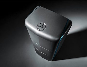 Power Your Home with Mercedes-Benz Solar Storage Batteries