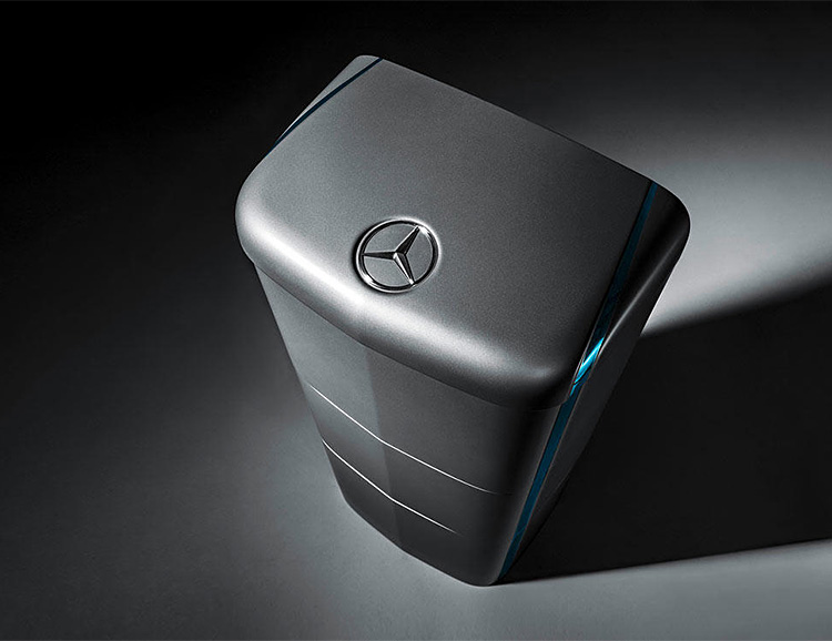 Power Your Home with Mercedes-Benz Solar Storage Batteries at werd.com