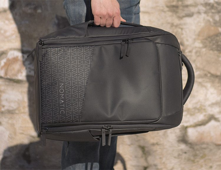 Form Meets Function In Nomatic Backpacks at werd.com
