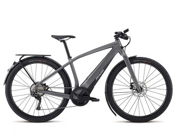 Pedal-Assist Power: The Specialized Turbo Vado