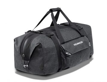 The Velomacchi Hybrid Duffle Pack is Ready to Roll