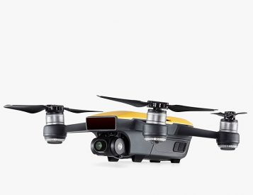 A Mini Drone With Gesture Control: The DJI Spark