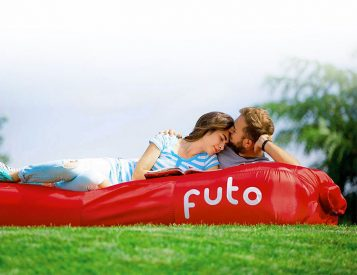 For Serious Chilling, Futo is the Ultimate Air Mattress