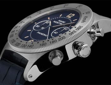 Limited Edition Luxury from Panerai: Mare Nostrum Accacio (Steel) PAM 716