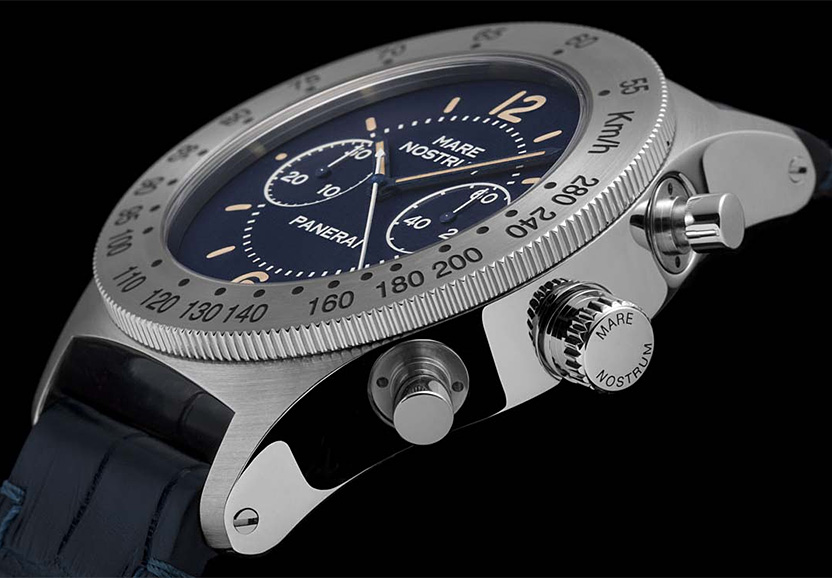 Limited Edition Luxury from Panerai: Mare Nostrum Accacio (Steel) PAM 716 at werd.com