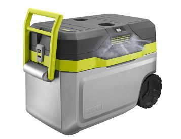 Ryobi Keeps it Chill with this Air Conditioned Cooler