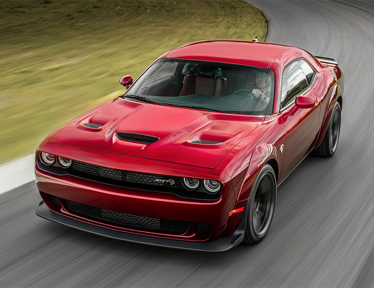 Wider & Faster: The 2018 Dodge Hellcat Widebody at werd.com