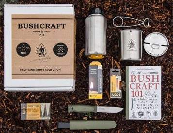 This Swedish Bushcraft Kit Includes All Your Wilderness Survival Essentials