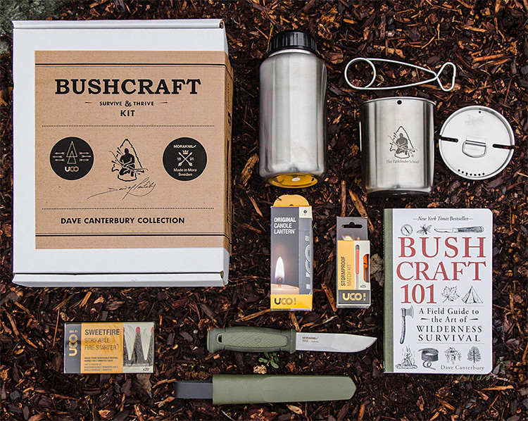 This Swedish Bushcraft Kit Includes All Your Wilderness Survival Essentials at werd.com