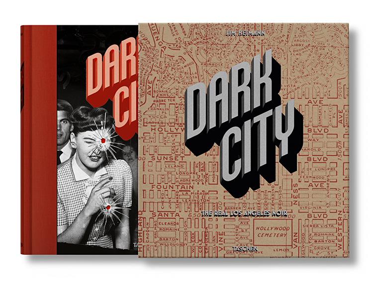 Dark City Reveals The Real Los Angeles Noir at werd.com