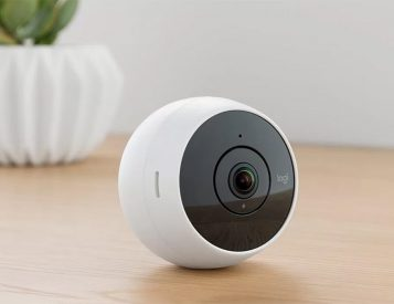 Logitech Circle 2 Cameras Simplify Home Security