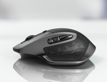 Logitech's Newest MX Master is a Powerhouse Mouse