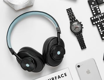 Master & Dynamic x Bamford Watch Department Limited MW60 Headphones