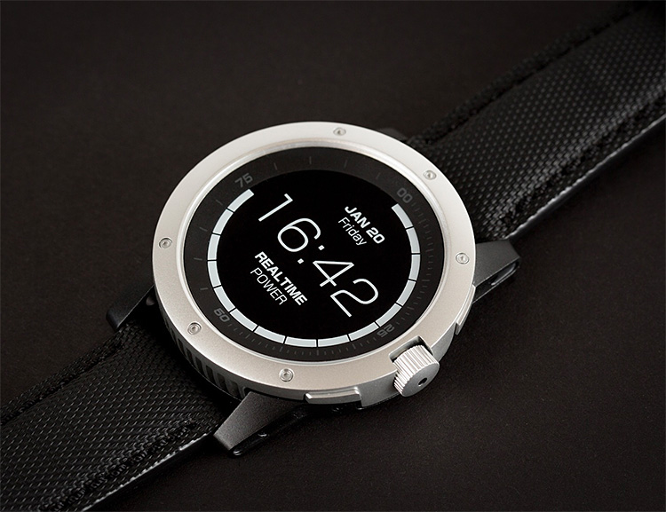 This Smart Watch Never Needs A Recharge at werd.com