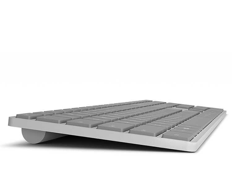 Microsoft's Modern Keyboard Has A Fingerprint Scanner at werd.com