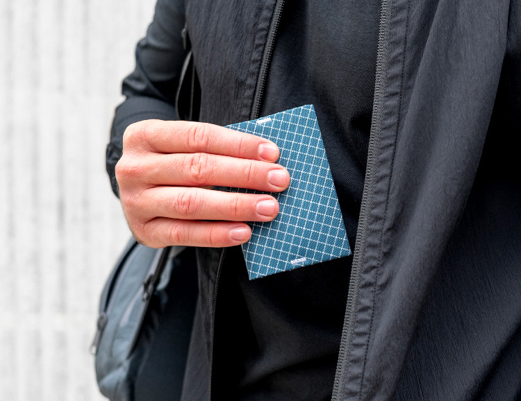 The Minimalist Ion Wallet From Pioneer Carry Is Super Slim & Stylish at werd.com